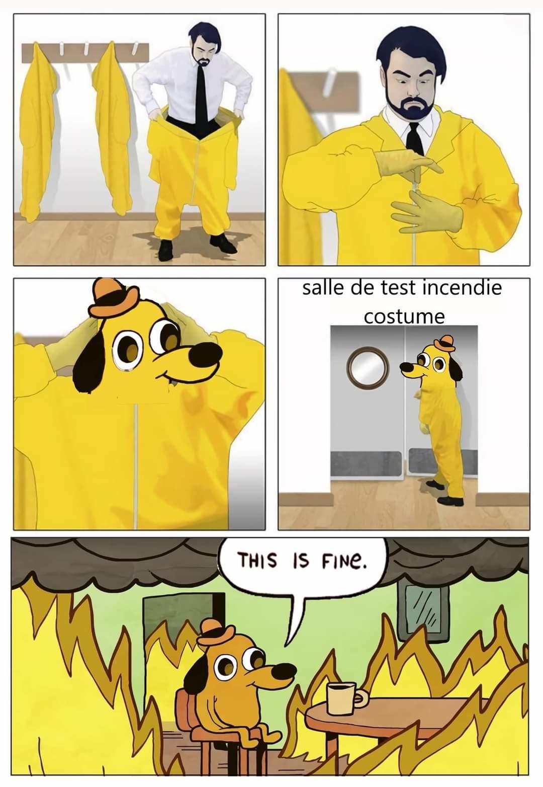 Hello la team - meme