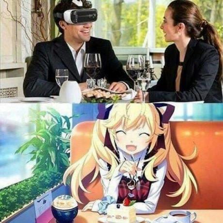 El futuro - meme