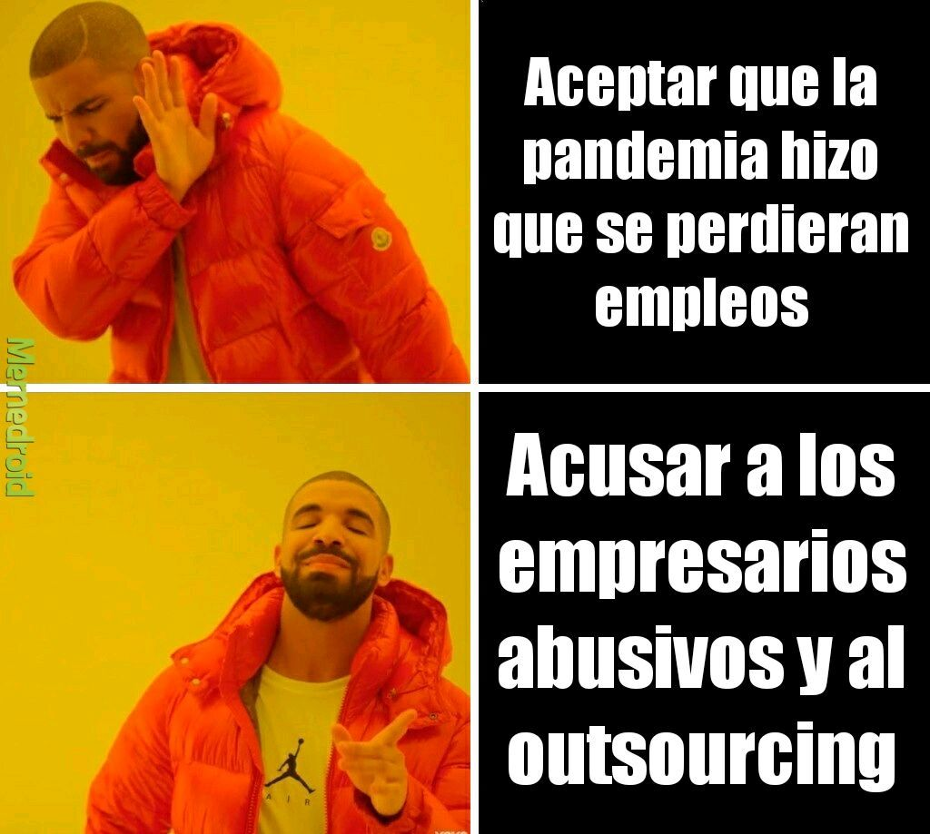 Prejidente AMLO - meme