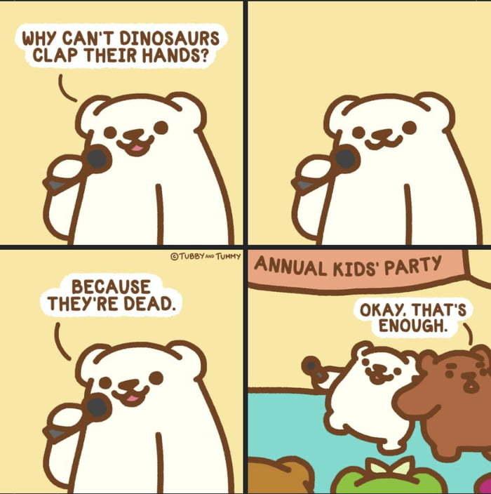 Unbearable - meme