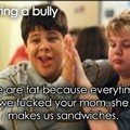 Answering a bully