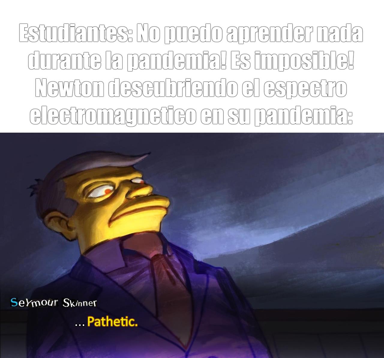 En fin, la hipocondria - meme