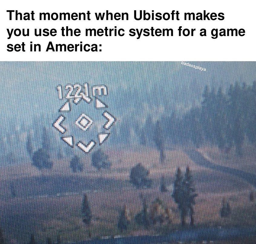 Americans: :( - meme