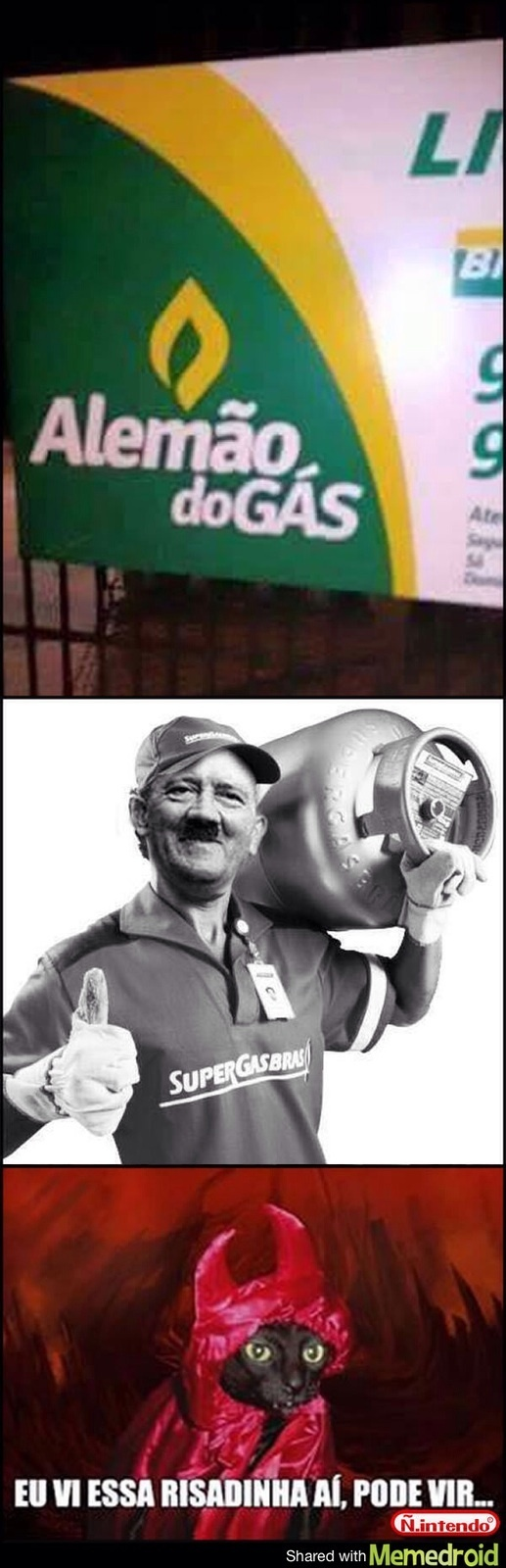 Ohh o gas - meme