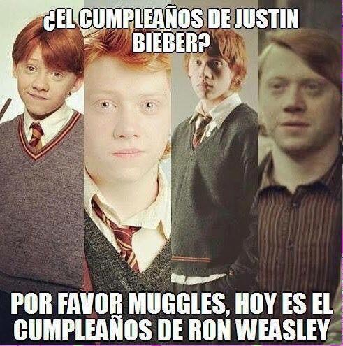 Ron  - meme