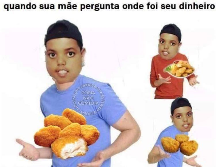 Nugets - meme