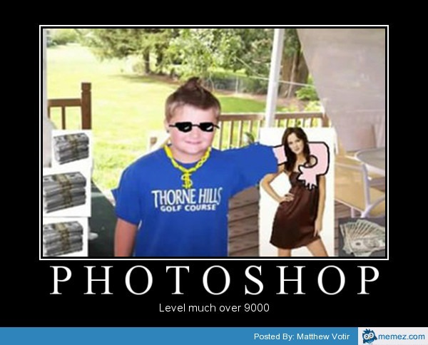 Best PhotOsHop EVER!!! - meme
