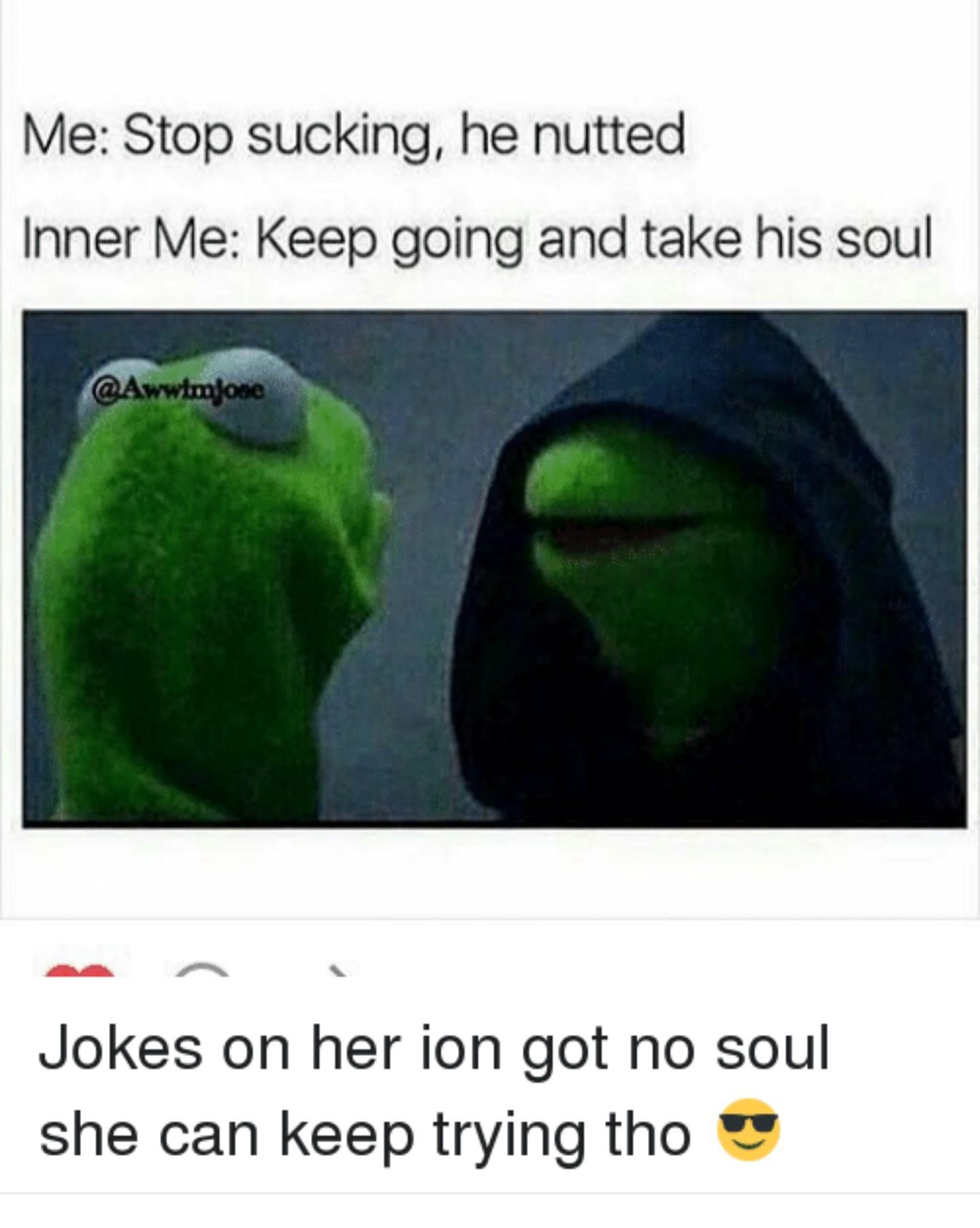 Ill be having a seizure if she kept going - meme