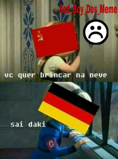 Sad Nazi - meme