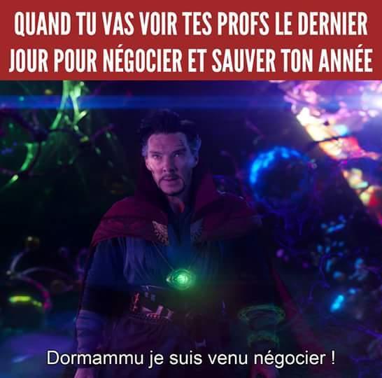 Docteur Stange - meme