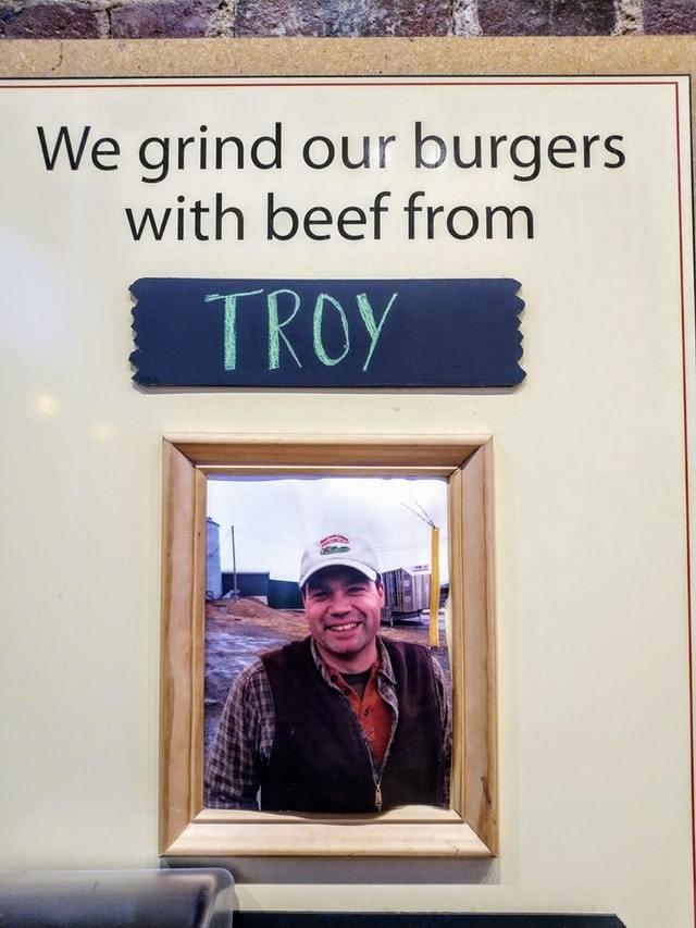 Rip Troy - meme