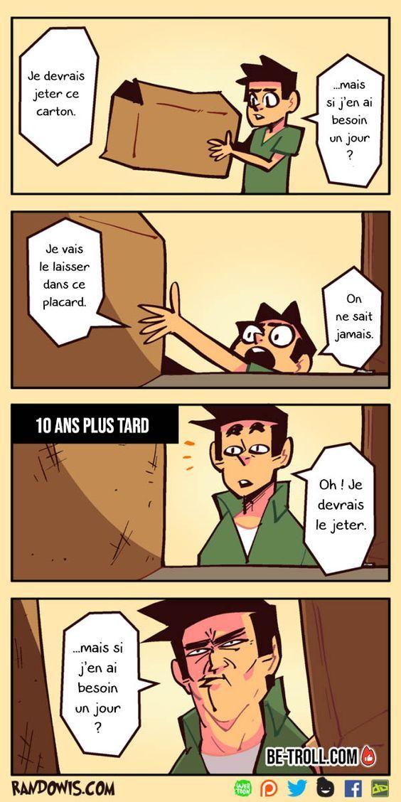 SEULEMENT... EN CAS DE BESOIN !!! OK !?!? - meme