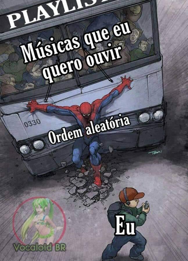 Maldito player - meme
