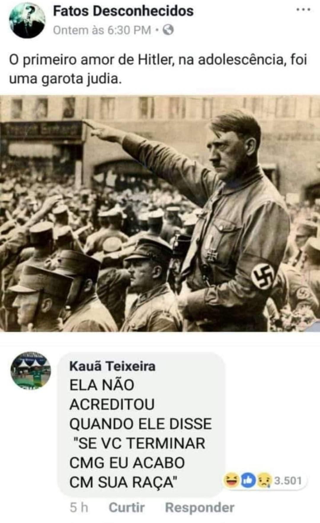 Heil Früher - meme