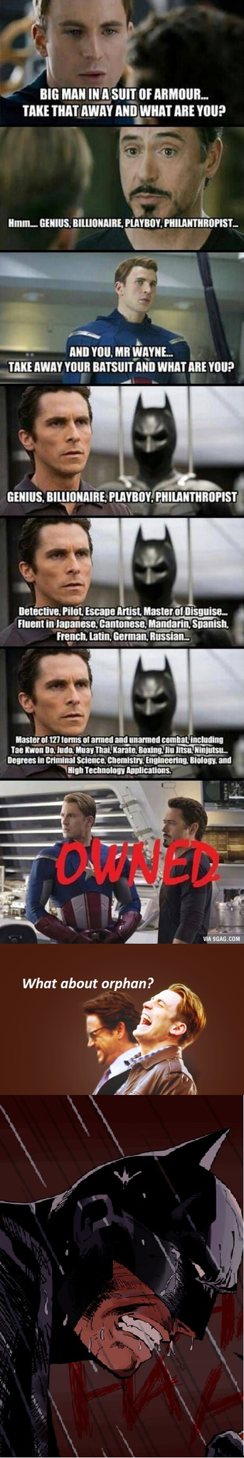 OOF batman - meme