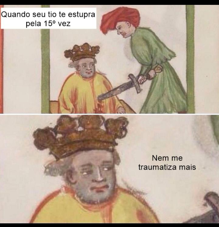 Amor de Tio - meme