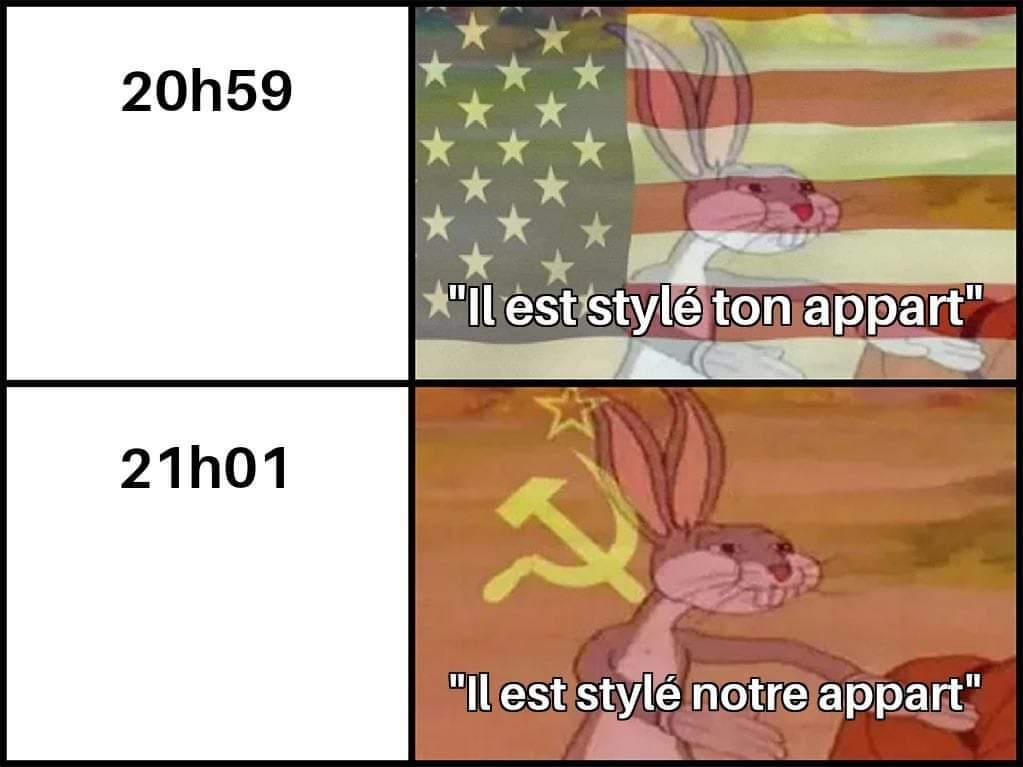 #Macron couve feu - meme