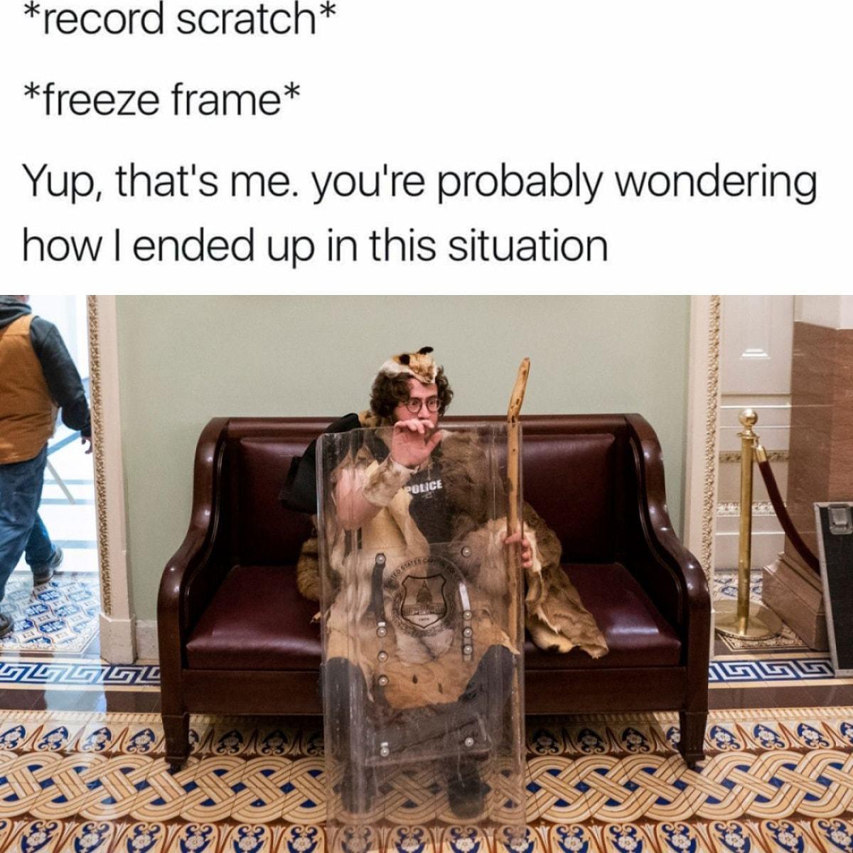Brooklyn Zoo - meme