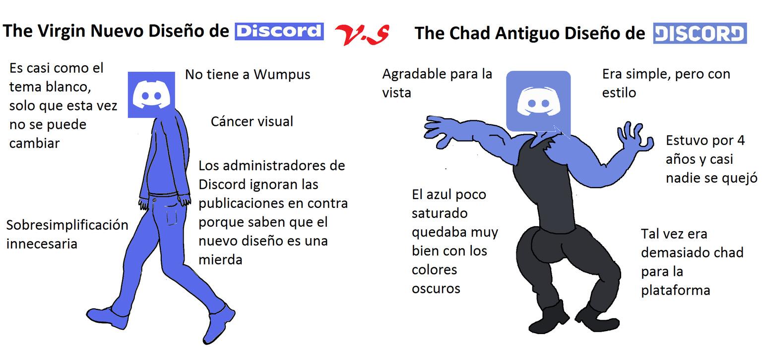 Jódete Discord - meme