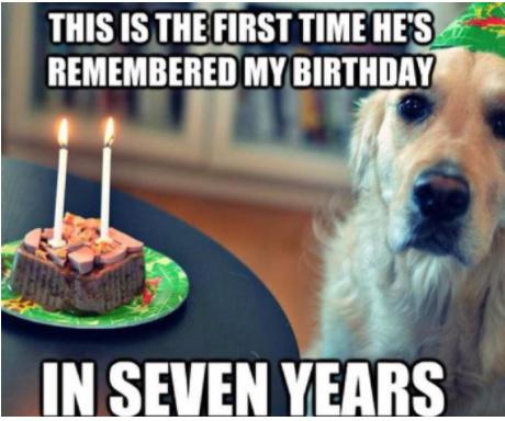 Happy Birthday! - meme