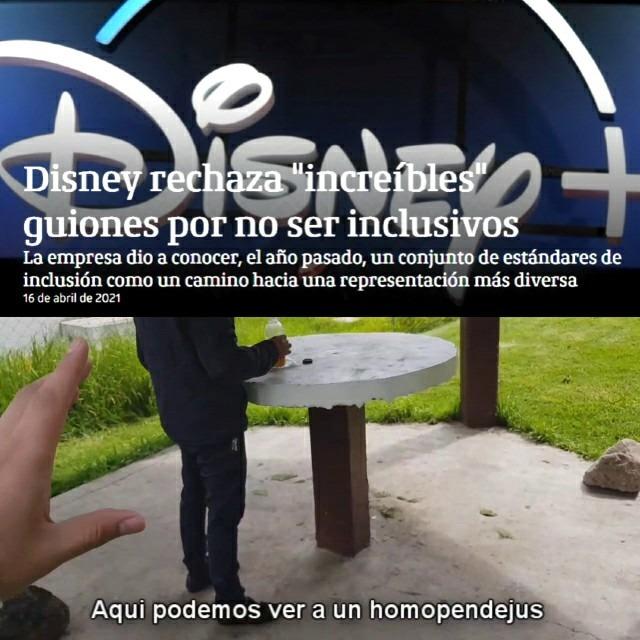 ¿En Serio, Disney? - meme