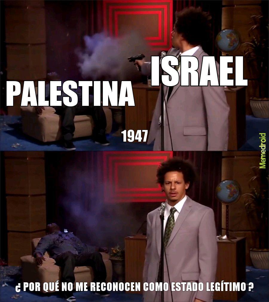 Israel - meme