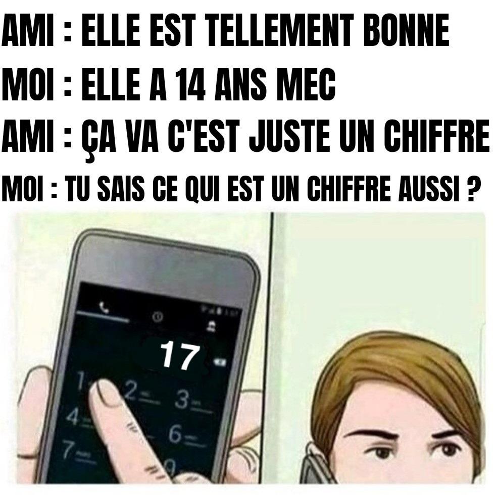 Bah oui - meme