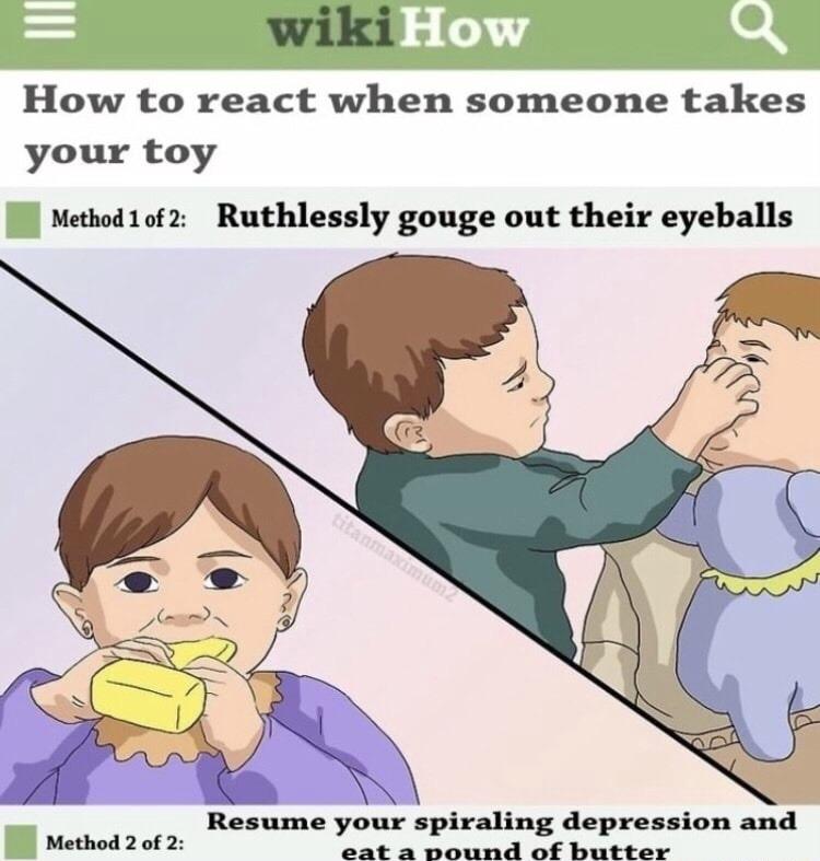 Resume spiraling spiraling depression - meme
