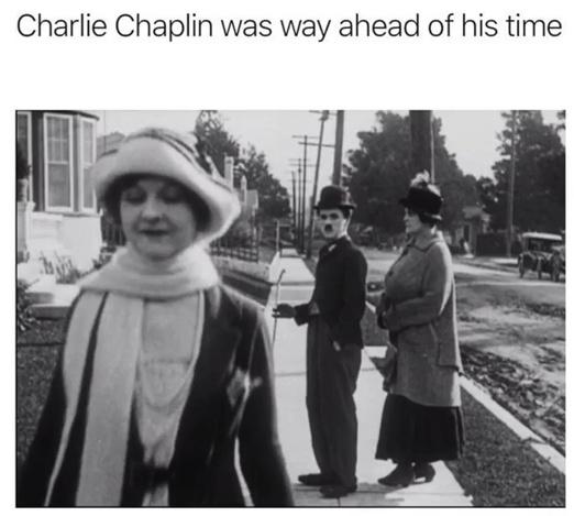 That he was - meme