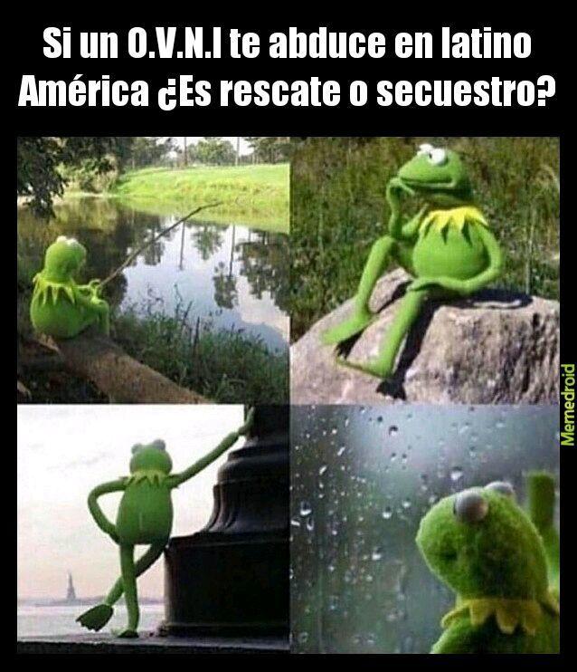 Latinoamericana - meme
