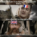 France And British