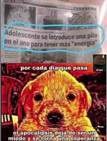 FUE EL TITULO - meme