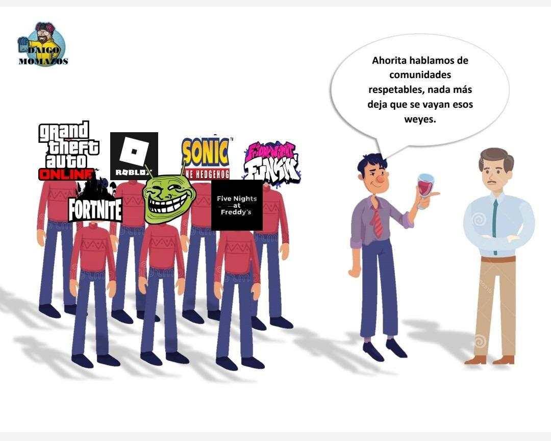 No use la plantilla original porque no hubiera funcionado - meme
