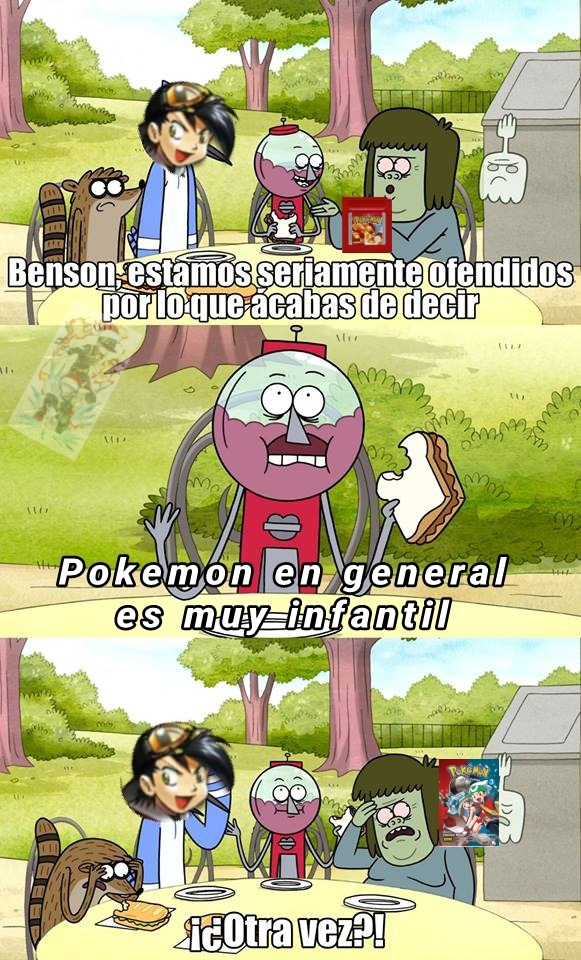 Sólo por el anime - meme