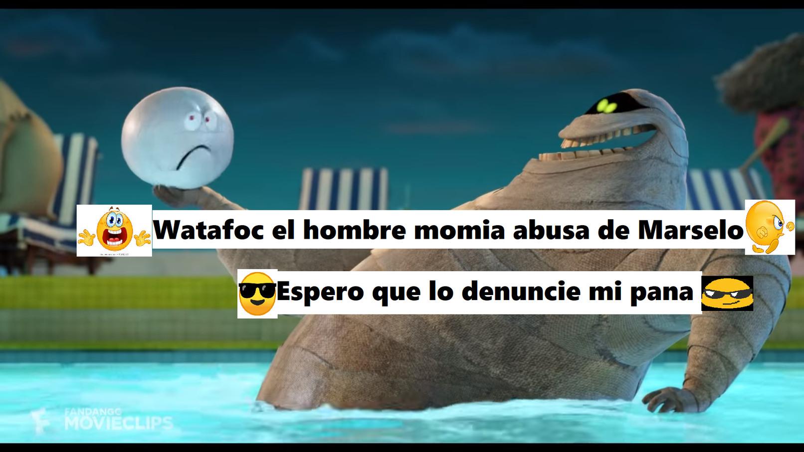 morite momia - meme