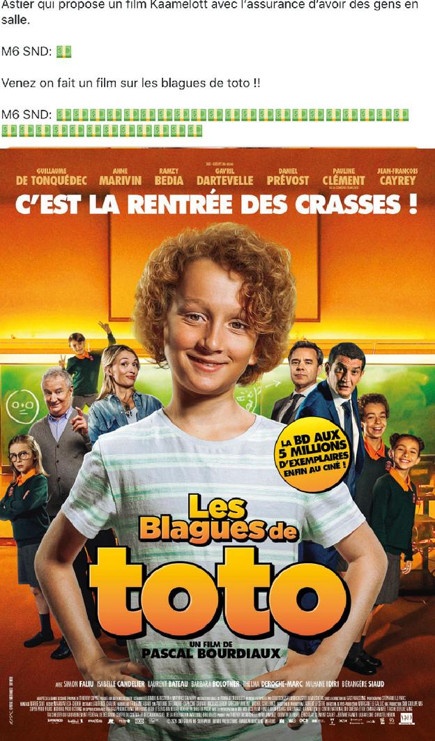Heureusement qu'il reste encore des bons films français - meme