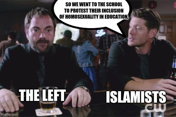Based Islamists - meme