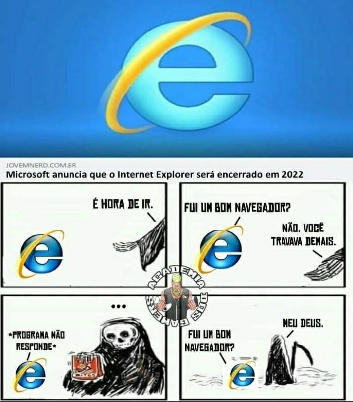 Microsoft Edge > - meme