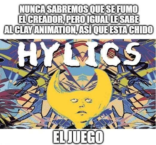 Hylics es un rpg surrealista con una estética de plastilina bien rara. Un mundo algo fumado la verdad XD (Pd: La segunda parte esta re buena) - meme