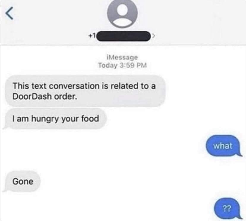 gone - meme