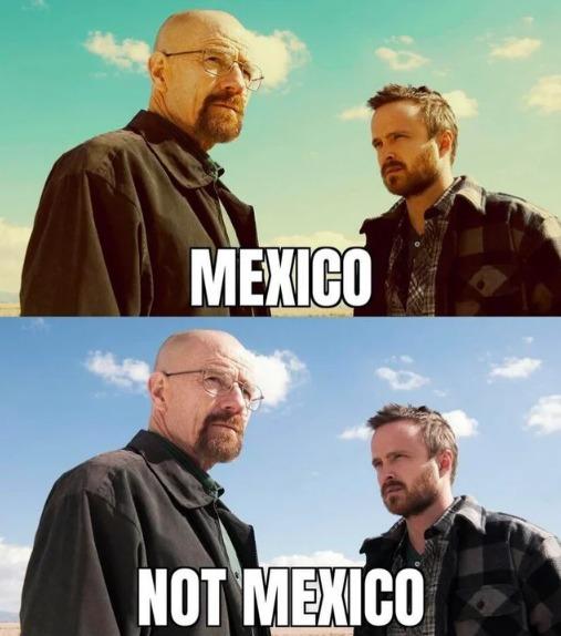 El mítico filtro naranja que toda Latinoamérica tiene - meme