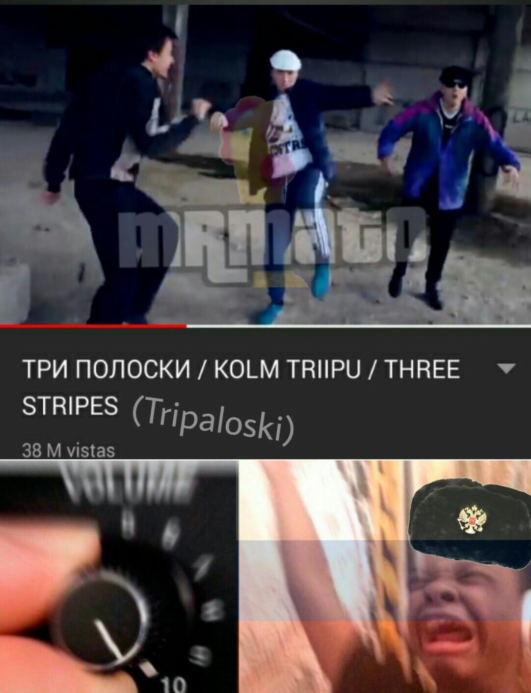 Tripaloski, tripa, tripa loski - meme