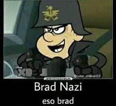 Brad Nazi - meme