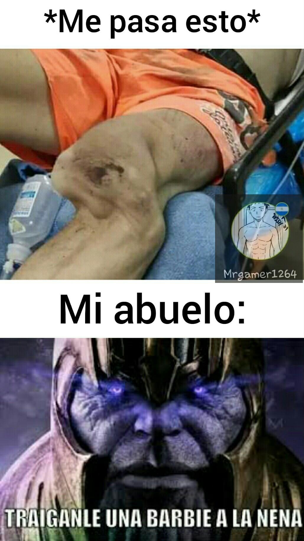 No llores joto - meme