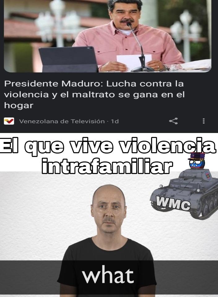 Carajo Maduro - meme