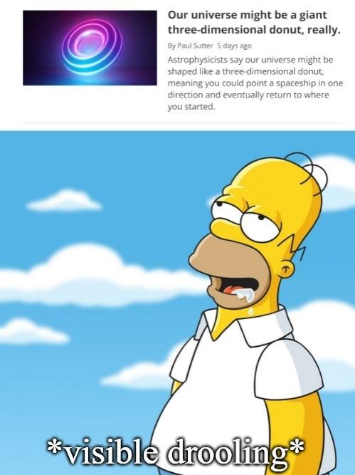 mmmmm...universe - meme