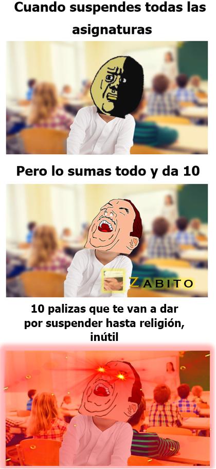 D de Diosito (original :)) - meme