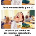 D de Diosito (original :))