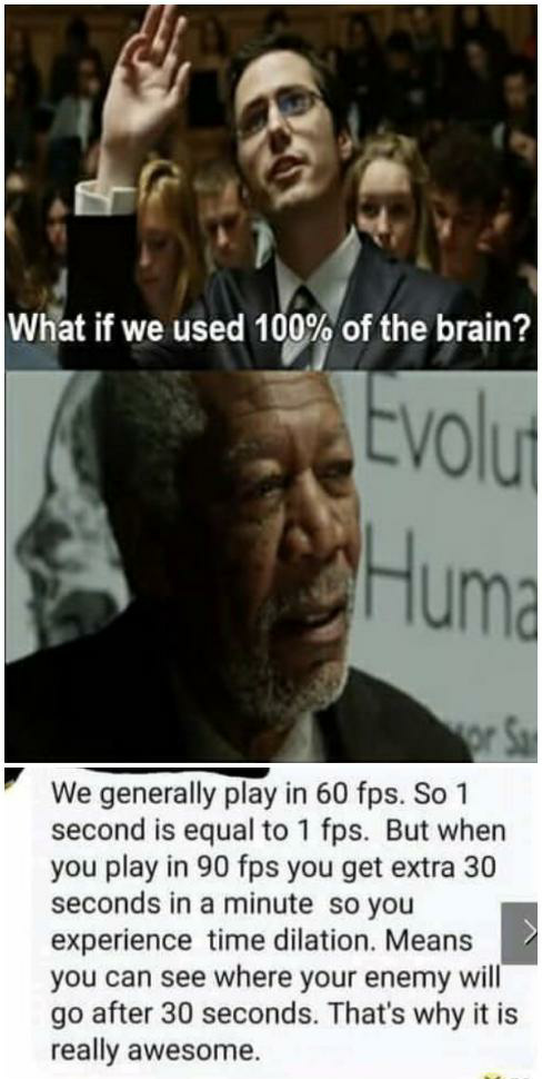 Big brain like Donnie J. - meme