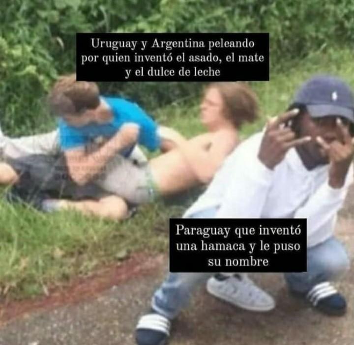 Grande Paraguay - meme